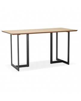 Bureau design DORR NATURAL 70x150x76,5 cm