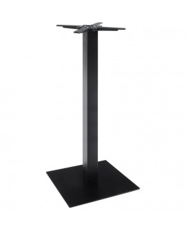 pied de table (sans plateau) 110cm  BLACK 50x50x110 cm
