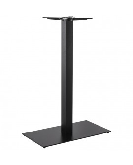 Pied de table (sans plateau) 110cm BLACK 40x75x110 cm