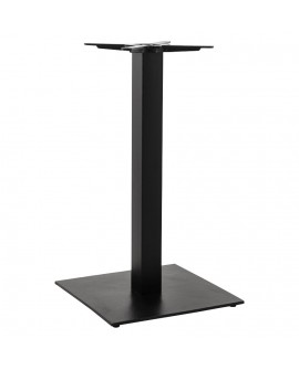 Pied de table sans plateau 90cm BLACK 50x50x90 cm