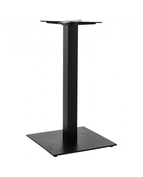 Pied De Table Sans Plateau 90cm Black 50x50x90 Cm Design D Un Jour