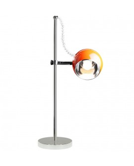 lampe de table MOON ORANGE 18x30x69 cm