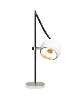 lampe de table MOON WHITE 18x30x69 cm