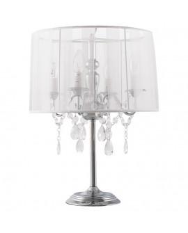 lampe de table COSTES WHITE 38x38x50 cm