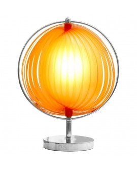 lampe de table NINA SMALL ORANGE 30x32x43 cm