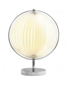 lampe de table NINA SMALL WHITE 30x32x43 cm