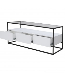 Meuvle TV transparent - L:150 l:40 h:40 - BAAKAL AND ROSS