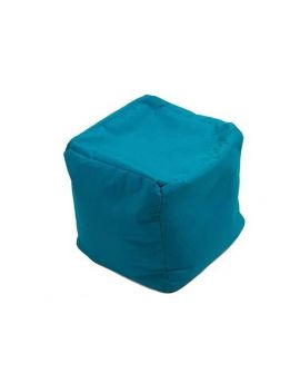 Cube Bleu Petrole - JUMBO BAG