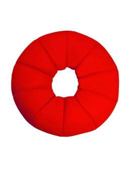 Swimming Donut Rouge - JUMBO BAG