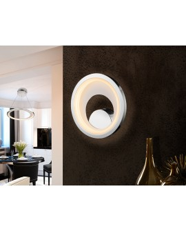 APPLIQUE LED LARIS CHROME