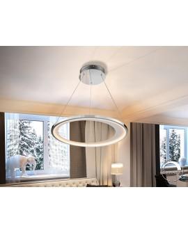 LAMPE LED  LARIS  62Ø CHROME