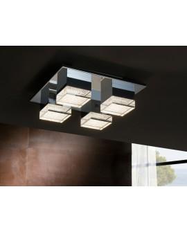 PLAFON LED PRISMA 4L