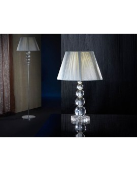 LAMPE BASSE GR MERCURY TRANSP