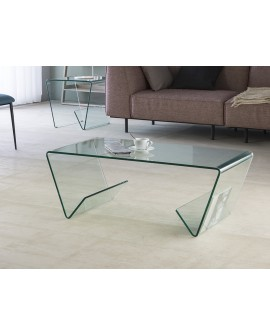 TABLE BASSE GLASS III