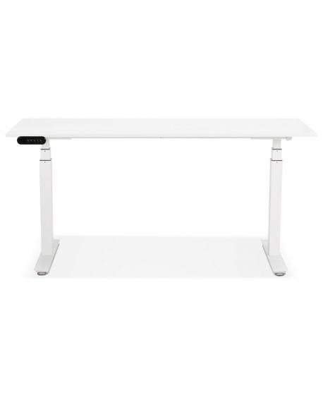 Bureau design DROIDE WHITE 80x160x127 cm