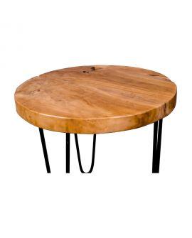 Table Basse Ferrol en teck