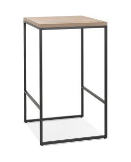 Table bar design TIKAFE NATUREL
