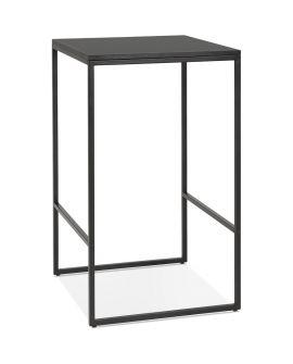 Table bar design MILLIE NOIR