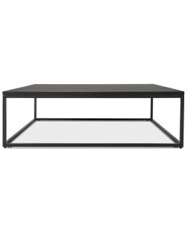 Table basse design PRETTI NOIR