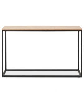 Table haute design MYRIAM NATUREL