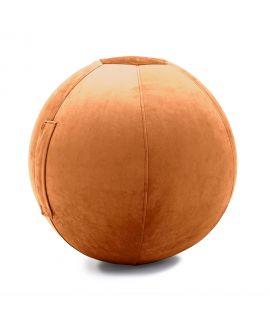 Balle gonflable Celeste Velvet-JUMBO BAG TERRACOTTA