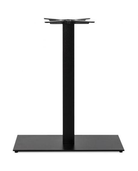 Pied de table sans plateau NOIR