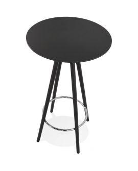Table bar design DEBOO NOIR