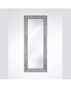 Miroir encadré Ronda Dark Hall Rectangle 71 X 171