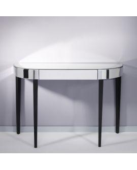 Miroir Console Softly Klein meubel Miroir + noir 120 X 46