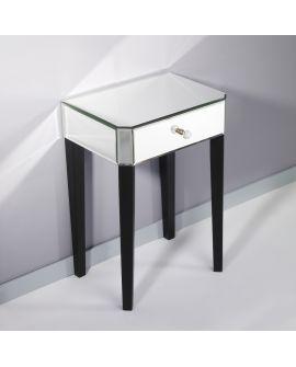 Miroir Tables gigogne Gently S Klein meubel Miroir + noir 64 X 43