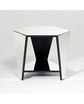 Miroir Tables gigogne Smart Mirror L Klein meubel Miroir biseauté 58 X 56