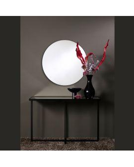 Miroir Console Tablo Black L Klein meubel Noir 0 X 0