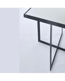 Miroir Console Tablo Black S Klein meubel Noir 0 X 0