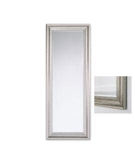 Miroir Salle de bain Metz Silver XL Rectangle Argent usé 88 X 190