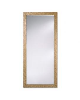Miroir Salle de bain Shanghai Gold XL Rectangle Or poli 88 X 190