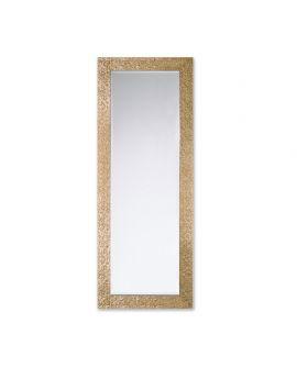 Miroir Salle de bain Shanghai Gold Hall Rectangle Or poli 61,5 X 154