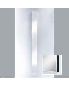 Miroir Salle de bain Slimflex Black L Rectangle Noir 24 X 210