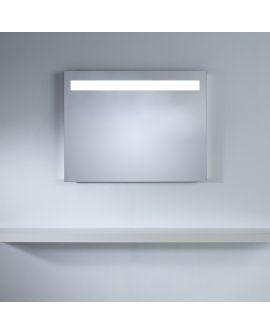 Miroir Salle de bain B.Light.2 Plus Rectangle Miroir+verre clair 110 X 100