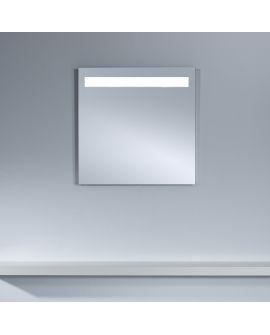 Miroir Salle de bain B.Light.1 Plus Rectangle Miroir+verre clair 82 X 84