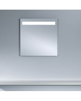 Miroir Salle de bain B.Light.1 Rectangle Miroir 82 X 84
