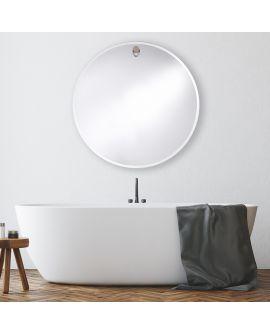 Miroir Salle de bain Globino Ronde Miroir 100 X 101