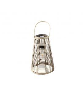 Lanterne BALEO en Rotin