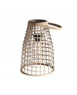 Lanterne MALANG en Rotin