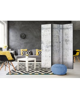 Paravent 3 volets - Concrete Wall [Room Dividers] 135x172
