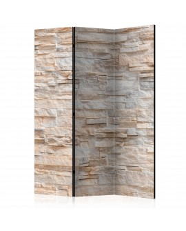Paravent 3 volets - Stony Gracefulness [Room Dividers] 135x172