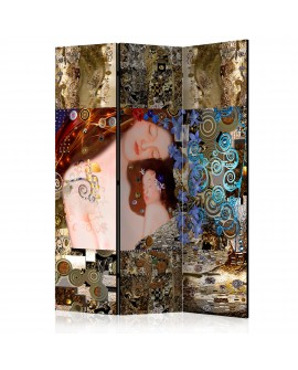 Paravent 3 volets - Mother's Hug [Room Dividers] 135x172