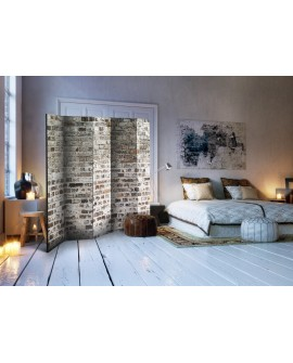 Paravent 5 volets - Old Walls II [Room Dividers] 225x172