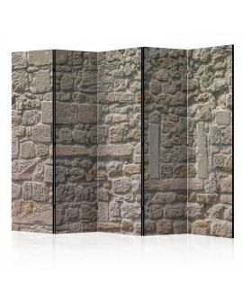 Paravent 5 volets - Stone Temple II [Room Dividers] 225x172