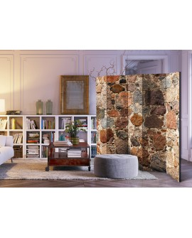Paravent 5 volets - Stony Artistry II [Room Dividers] 225x172