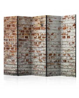Paravent 5 volets - Walls of Memory II [Room Dividers] 225x172
